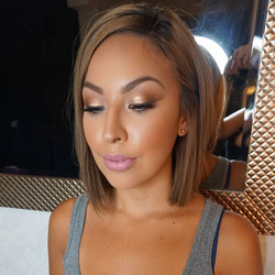 I love when we callab for a fab beat! 💕 @msvega_  Dewy skin, glowing, and lots of lash! One of my f