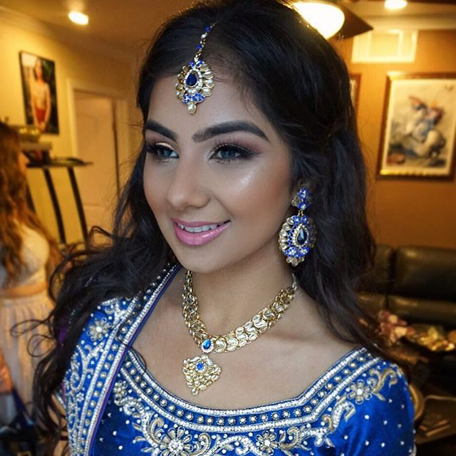 Today's gorgeous bride to be!💕 What a beauty inside and out! Stay tuned for makeup deets!! Mua_ #ma