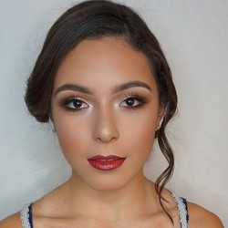 Loved glaming this beauty today! 💄More deets come! Mua_ #marlyn_v _#boldglam#anastasiabrows#anastas
