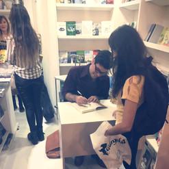 43 Feria Internacional del Libro en Buenos Aires, Arg.