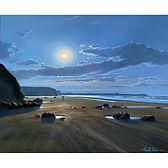 Moonlight Walk, Watergate Bay