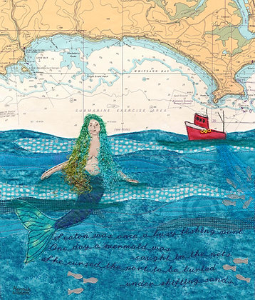 Mermaid of Seaton