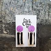 The Purple Zebra