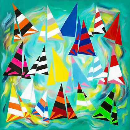 Who Sails: Fowey River Sundowners