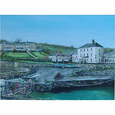 Greetings Card (Charlestown, The Pier House)