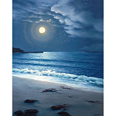 Path of the Moon, Sennen, West Penwith