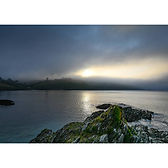 Talland Bay Sunrise Mist