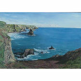 Greetings Cards (Bedruthan Steps)