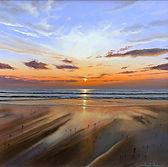 Perranporth Sunset II