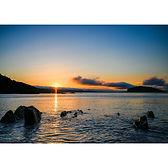 Looe Island at Sunrise