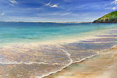 Calmness at Carbis Bay