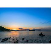 Dawning Over Looe Bay