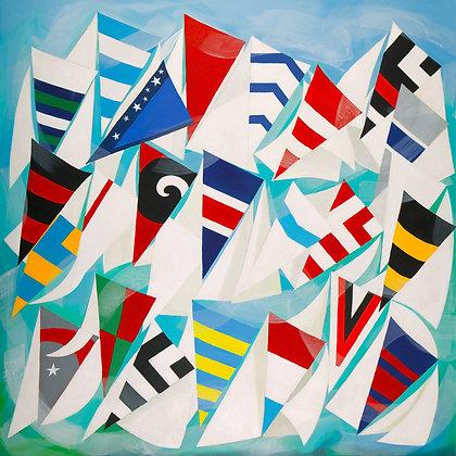 Who Sails: Those Falmouth Boys