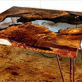 The Copper River | Coffee Table