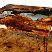The Copper River | Coffee Table