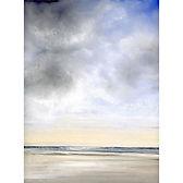 Wintry Skies - Mawgan Porth Low Tide