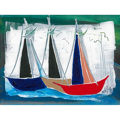 The Little Boats
