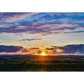 Lanteglos Sunset near Lantic Bay