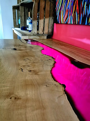 Sweet Chestnut Pink River Table