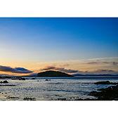 St George Island Cloudy Sunrise