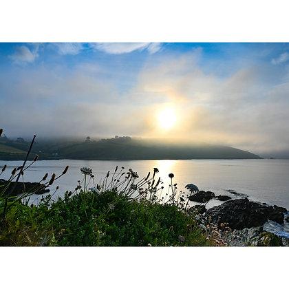 Talland Bay Sunrise