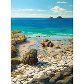 Extraordinary Rocks at Porth Nanven, Nr Cape Cornwall