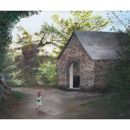 Cotehele Chapel
