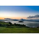 Looe Bay Cloudy Sunrise
