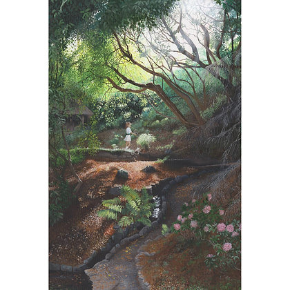 Cotehele Gardens