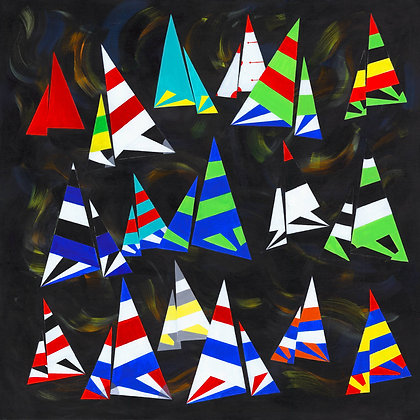 Who Sails: Fowey River Dreaming