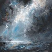 Sennen Cove Storm