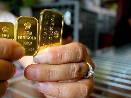 Mengenal Emas Kepingan dan Proses Pembuatannya