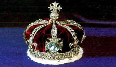 Asal Usul Berlian Asli Milik Ratu Elizabeth II dari Inti Bumi Terdalam