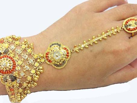 Jual Perhiasan Emas Dengan Model Terfavorit dan Cantik