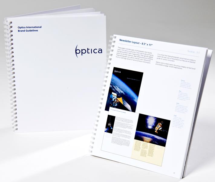 Optica Corporate Identity