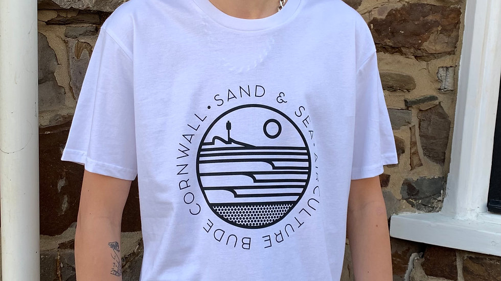Sand & Sea Front T Shirt