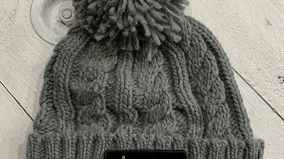 Bobble Knit Beanie