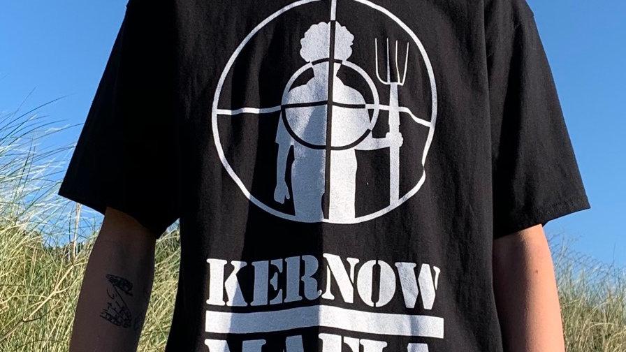 Kernow Mafia Pitch Fork T Shirt