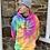 Thumbnail: Tie Dye Porch Logo Hoody