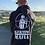 Thumbnail: Kernow Mafia Pitchfork Hooded Sweatshirt