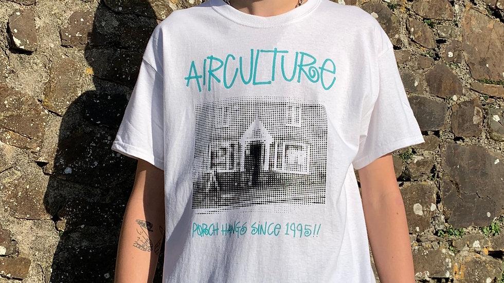 Porch Hangs Anniversary T Shirt