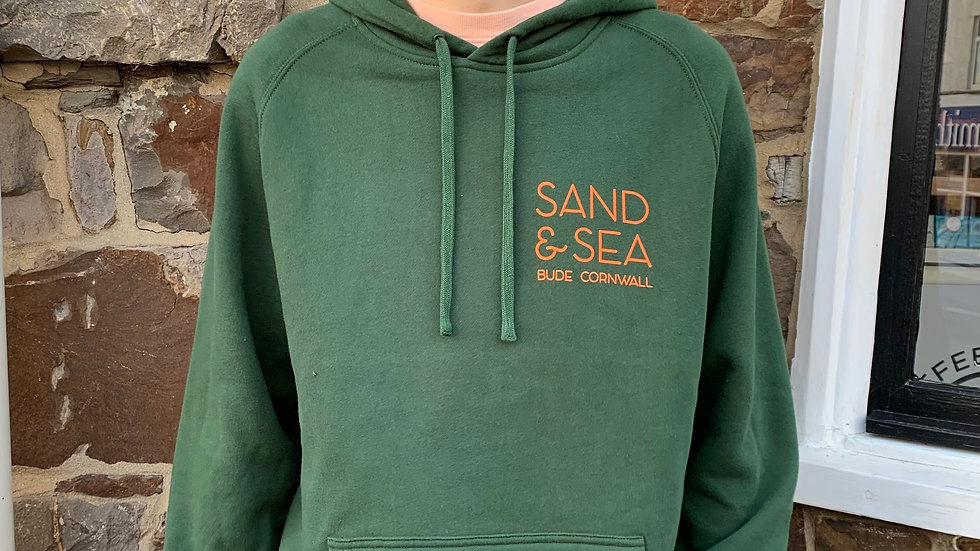 Sand & Sea Hooded Sweatshirt