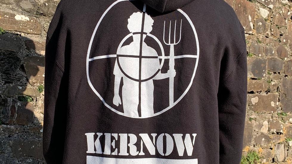 Kernow Mafia Pitchfork Hooded Sweatshirt