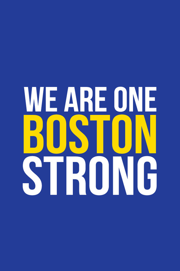 Marathon Monday: Boston Strong