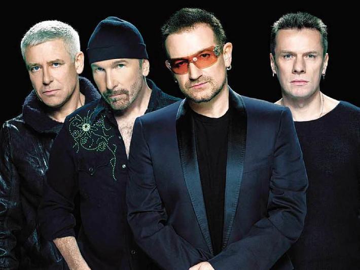 U2 at the Garden