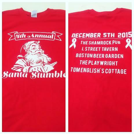 Santa Stumble