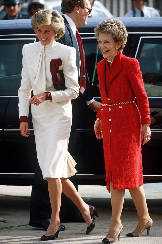 The First Lady who took the thrown for style