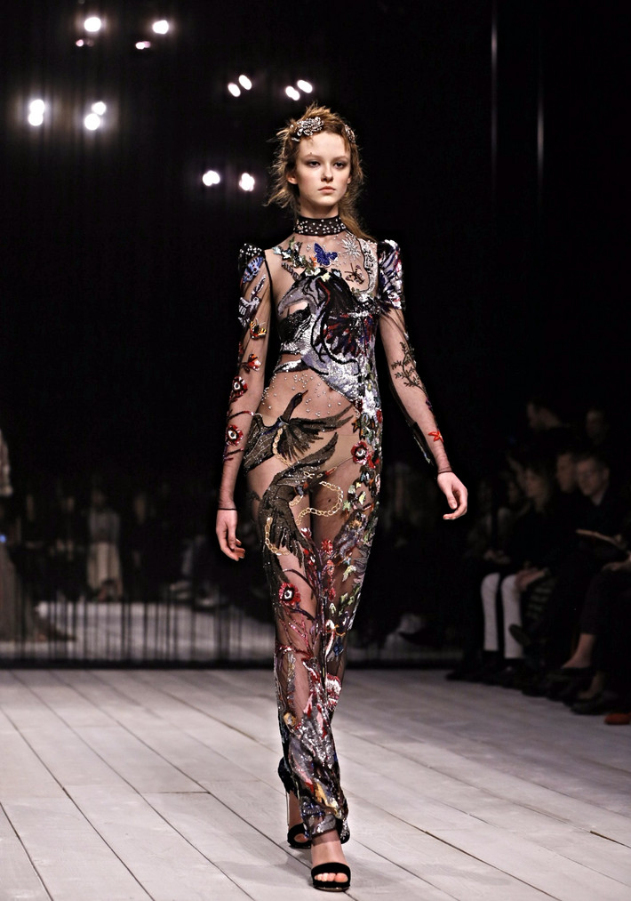 Paris Fashion Week, Alexander McQueen