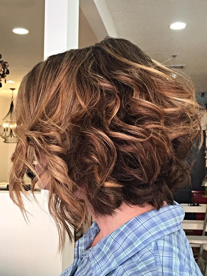 Friday Date Night Curls
