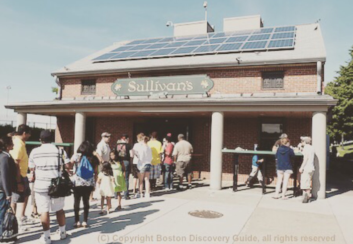SULLY'S IS OPEN